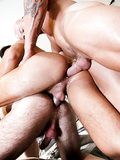 Gay Double Anal Pics