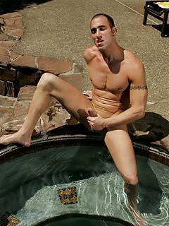 Gay Pool Pics