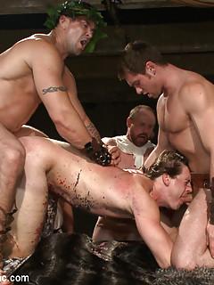Gay Gangbang Pics